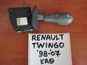 Renault Τwingo 1998-2007 διακόπτης υαλοκαθαριστήρων