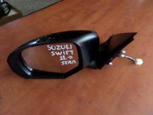 Suzuki Swift 2011-2014 ηλεκτρικός καθρέπτης αριστερός μαύρος