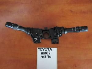 Toyota auris 2007-2010 διακόπτης φώτων-φλάς και υαλοκαθαριστήρων