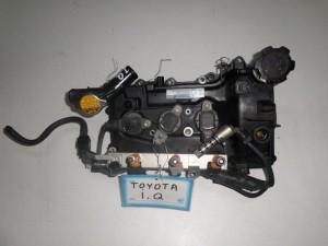 Toyota IQ 09 πολλαπλής εισαγωγής με ψευτοκάπακο