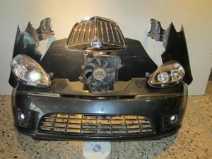 Lancia Musa 2008-2012 μούρη εμπρός κομπλέ μολυβί