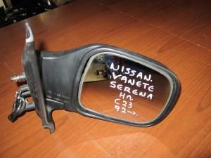 Nissan serena-vanete C23 1992-2002 ηλεκτρικός καθρέφτης δεξιός άβαφος