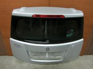 Suzuki splash 07 5θυρο πίσω πόρτα ασημί (3ή-5ή)