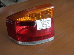 Opel vectra C 02-08 πίσω φανάρι αριστερό (πορτοκαλί φλάς)