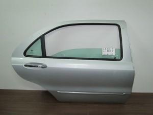 Lancia lybra 4θυρο πίσω δεξιά πόρτα ασημί