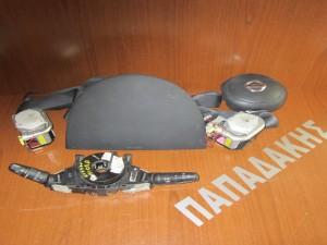 Nissan Micra K13 2010-2014 σέτ airbag