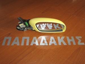 VW beetle 05-11 ηλεκτρικός καθρέφτης αριστερός με φλάς κίτρινος