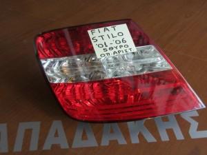 Fiat stillo 2001-2004 5πορτο αριστερό πίσω φανάρι