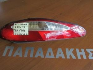 Hyundai coupe 1997-1999 αριστερό πίσω φανάρι