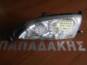 Toyota avensis 00-02 φανάρι εμπρός αριστερό