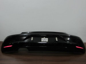 VW scirocco 08 πίσω προφυλακτήρας μαύρος