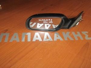 Mazda 3 2004-2009 ηλεκτρικός καθρέφτης αριστερός σκούρο μπλέ