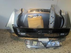 Opel Zafira 1999-2005 μετώπη-μούρη εμπρός κομπλέ