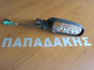 Skoda octavia 4 1997-2004 μηχανικός καθρέφτης δεξιός άβαφος