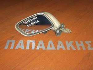 Suzuki Liana 2001-2007 ηλεκτρικός καθρέφτης αριστερός χρυσαφί