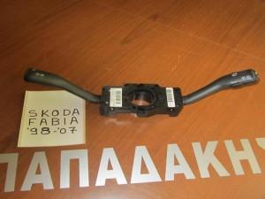 Skoda fabia 1998-2007 διακόπτης φώτων-καθαριστήρων