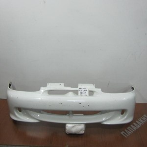 Hyundai accent 1997-1999 3θυρο/5θυρο εμπρός προφυλακτήρας άσπρος