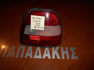 Nissan Sunny N14 1992-1995 SDN φανάρι οπίσθιο δεξί