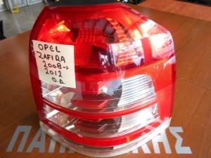 Opel Zafira 2008-2012 φανάρι οπίσθιο δεξί