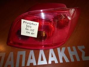 Peugeot 307 2001-2005 φανάρι οπίσθιο δεξί