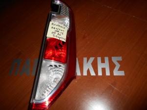 Renault Kangoo 2013-2016 2 πόρτες φανάρι οπίσθιο δεξί