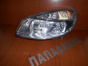 Renault Scenic 2003-2006 φανάρι αριστερό εμπρός