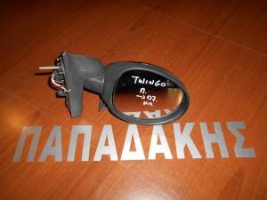 Renault Twingo 1993-2007 καθρέπτις δεξιός ηλεκτρικός μαύρος