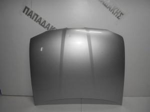 Seat Ibiza 1999-2002 καπό εμπρός ασημί