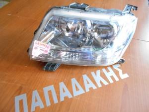 Suzuki Grand Vitara 2006-2014 5θυρο φανάρι αριστερό εμπρός  μαύρο