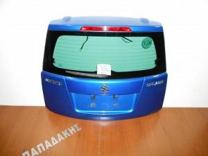 Suzuki Splash 2007--> οπίσθια πόρτα 5η μπλε