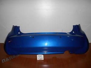 Suzuki Splash 2007--> προφυλακτήρας οπίσθιος με αισθητήρα μπλε