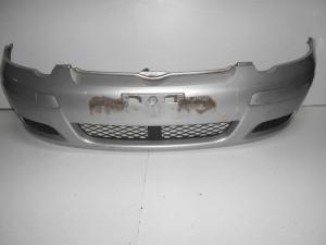 Toyota Yaris 2004-2006 προφυλακτήρας εμπρός Ιαπωνικός ασημί