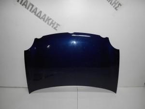VW Polo 2002-2005 καπό εμπρός μπλε