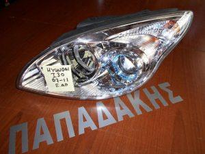Hyundai I30 2007-2012 φανάρι εμπρός αριστερό