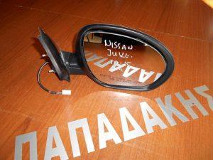 Nissan Juke 2010-2015 καθρέπτης δεξιός ηλεκτρικός ασημί