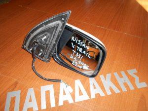 Nissan X-trail T331 2012-2014 καθρέπτης δεξιός ηλεκτρικός ανάκληση άσπρος