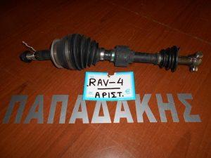 Toyota Rav-4 2006-2009 (2009-2011) ημιαξόνιο αριστερό