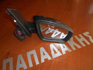 VW Polo 2009-2016 καθρέπτης δεξιός ηλεκτρικός ανθρακί