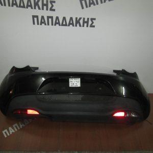 Alfa Romeo Mito 2008-2016 προφυλακτήρας οπίσθιος μαύρος