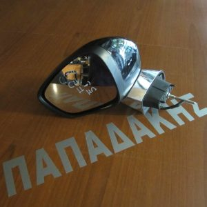 Citroen C4 2011- καθρέπτης αριστερός ηλεκτρικός μαύρος