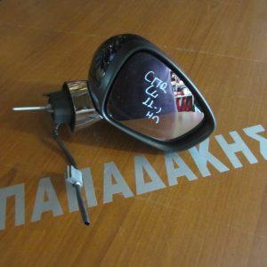 Citroen C4 2011- καθρέπτης δεξιός ηλεκτρικός μαύρος