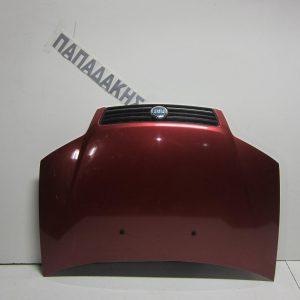 Fiat Punto 2003-2011 καπώ εμπρός μπορντώ