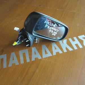 Mazda Premacy 1999-2004 καθρέπτης δεξιός ηλεκτρικός ασημί