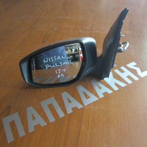 Nissan Pulsar 2015- καθρέπτης αριστερός ηλεκτρικός γκρι