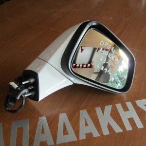 Opel Mokka 2013- καθρέπτης δεξιός ηλεκτρικός 6 καλώδια λευκός