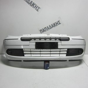 Citroen Xsara Picasso 2004-2007 προφυλακτήρας εμπρός άσπρος