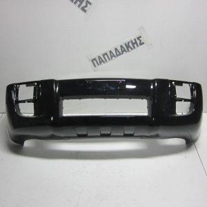 Hyundai Tucson 2004- προφυλακτήρας εμπρός μαύρος