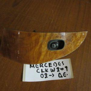 Mercedes CLK W209 2002- διακόπτης παραθύρων ηλεκτρικός εμπρός δεξιός