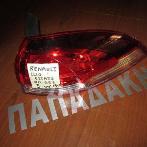Renault Clio Estate SW 2013- φανάρι πίσω δεξί