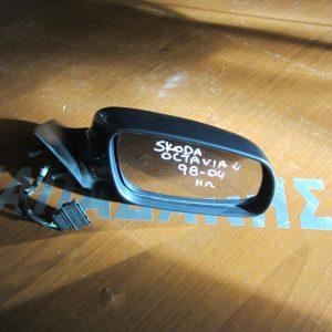 Skoda Octavia 4 1998-2004 καθρέπτης δεξιός ηλεκτρικός γκρι